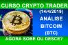 Análise Bitcoin 2019 (6). Btc sobe ou desce? Impulso ou correção?