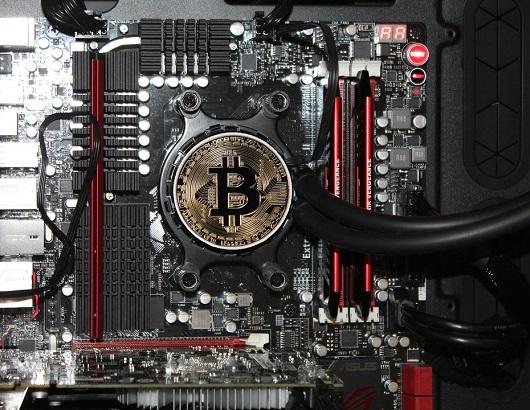 Mineração-de-criptomoedas