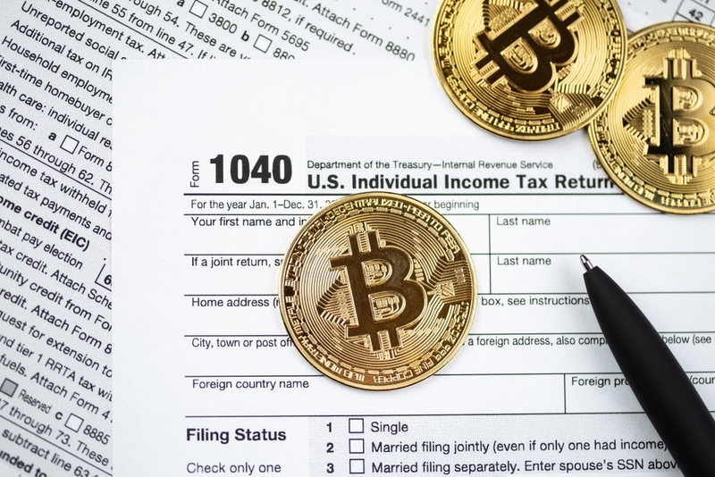 tax-1040-stock